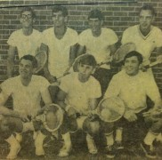 '68 Champs – Louie front, right