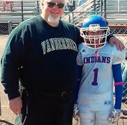 Grandson Logan's rookie year