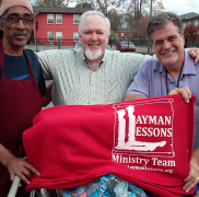 Salvation Army partners