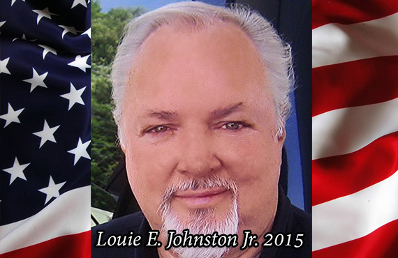 Louie E. Johnston Jr. 2015