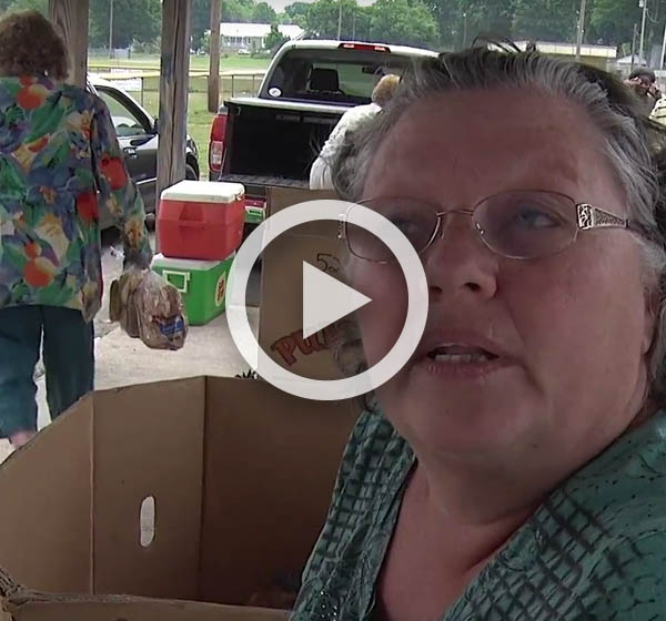Layman Lessons Providing Life Saving Food for the Hungry