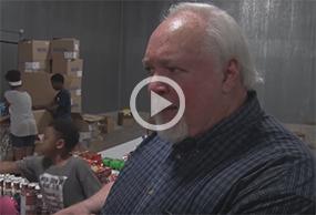 Boxes of Love for Homeless Veterans